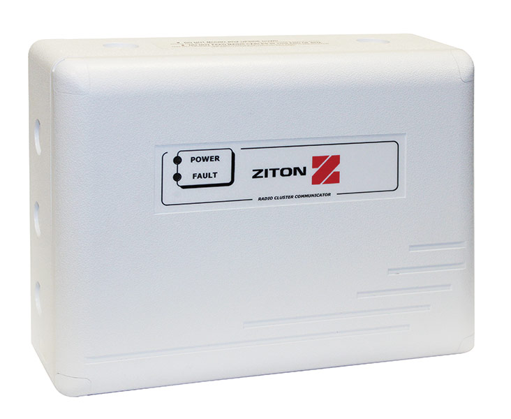 Ziton Zr400 Wireless Cluster Communicator 24vdc Zpr868 C