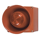 Ziton Red Weatherproof horn sounder beacon (ZP755WV-R)