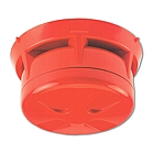 ZP755R-2R Addressable Ziton Room Sounder - Red